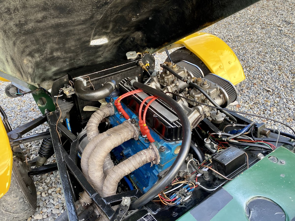 1972 Lotus Seven Clubman Racer For Sale (picture 4 of 6)