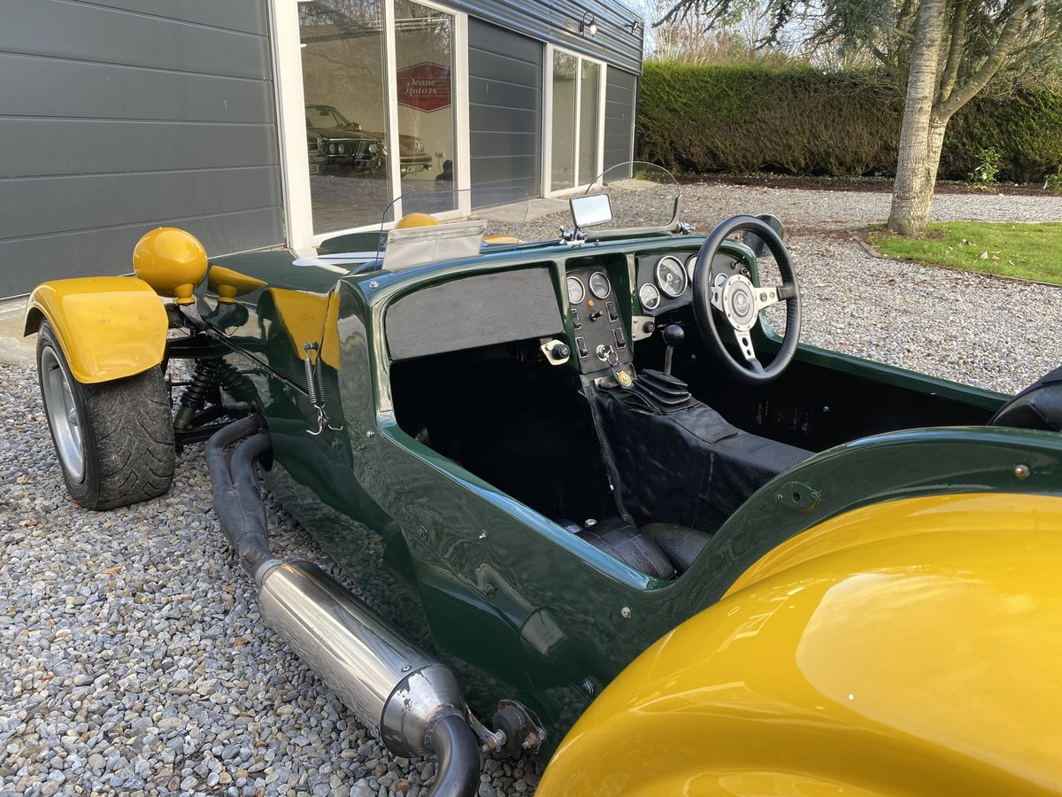 1972 Lotus Seven Clubman Racer For Sale (picture 6 of 6)