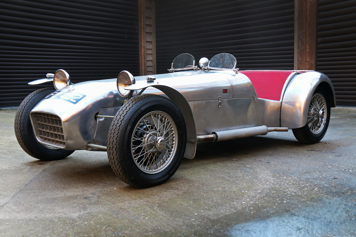 1959 Lotus 7 S1 Exceedingly rare with period competition history For Sale (picture 1 of 6)