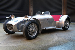 1959 Lotus 7 S1 Exceedingly rare with period competition history