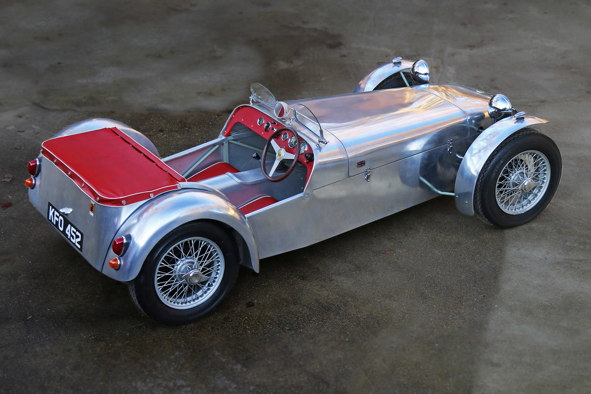 1959 Lotus 7 S1 Exceedingly rare with period competition history For Sale (picture 2 of 6)