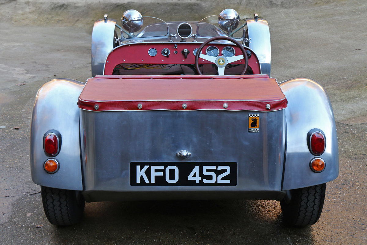 1959 Lotus 7 S1 Exceedingly rare with period competition history For Sale (picture 5 of 6)