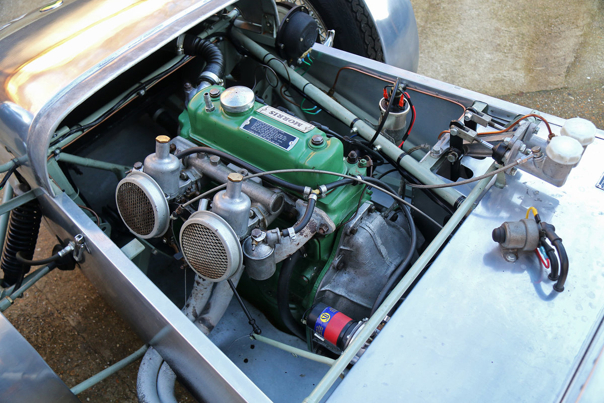 1959 Lotus 7 S1 Exceedingly rare with period competition history For Sale (picture 6 of 6)