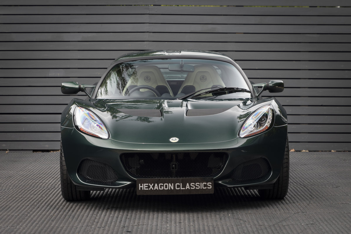 2019 LOTUS ELISE 220 SPORT  (NEW) SOLD (picture 4 of 24)