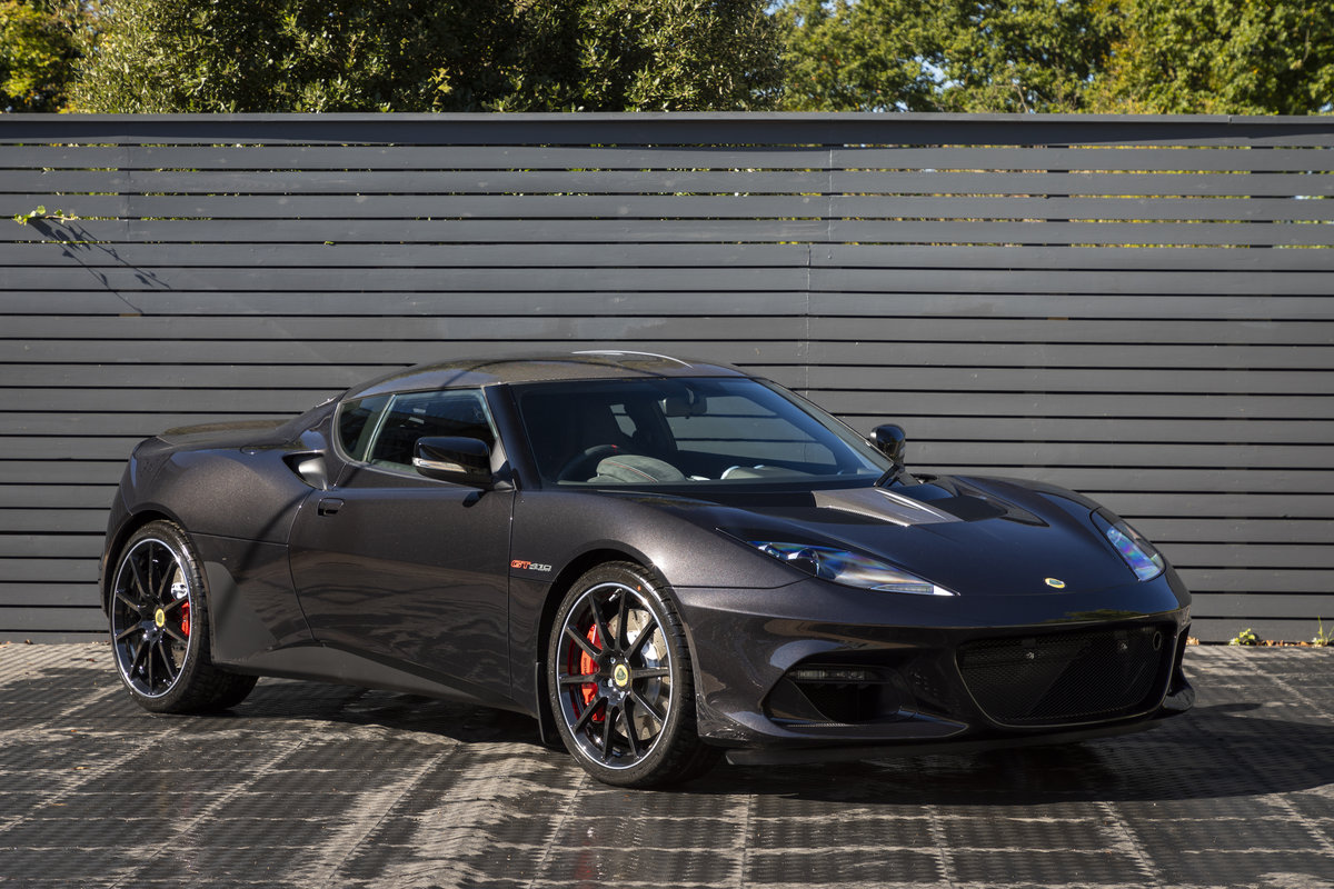 2018 Lotus Evora GT410 Sport 2+2 For Sale (picture 1 of 24)