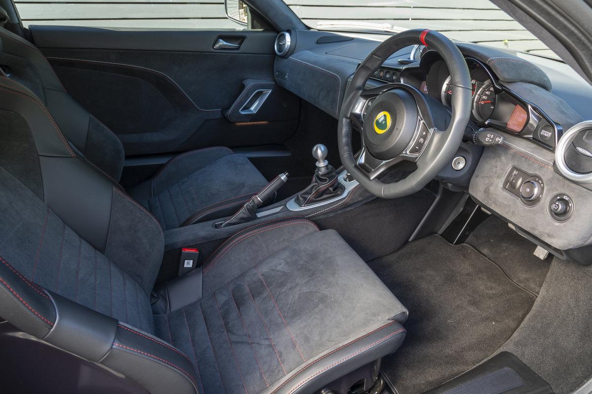 2018 Lotus Evora GT410 Sport 2+2 For Sale (picture 6 of 24)