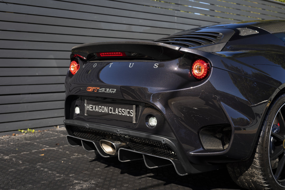 2018 Lotus Evora GT410 Sport 2+2 For Sale (picture 13 of 24)