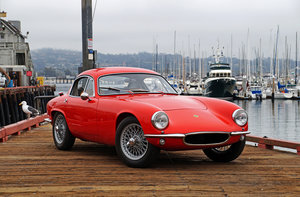 1960 Lotus Elite, 33k Orig. Mi Comprehensively Restored For Sale