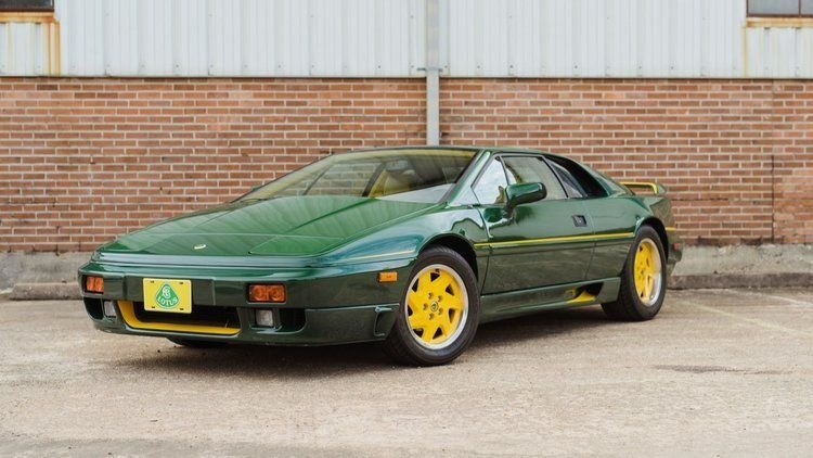 1991 Lotus Esprit clean and solid driver Green(~)Tan $obo For Sale (picture 1 of 6)