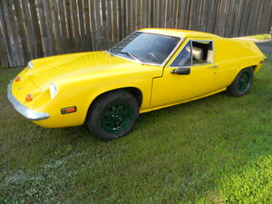 1970 Lotus Europa Fresh from 25 yrs storage , Free Shipping For Sale