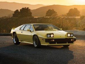 1978 Lotus Esprit Series 1