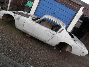 1969 Lotus Elan +2S. Body