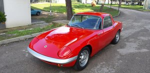 1966 Lotus Elan S3 Coupê For Sale