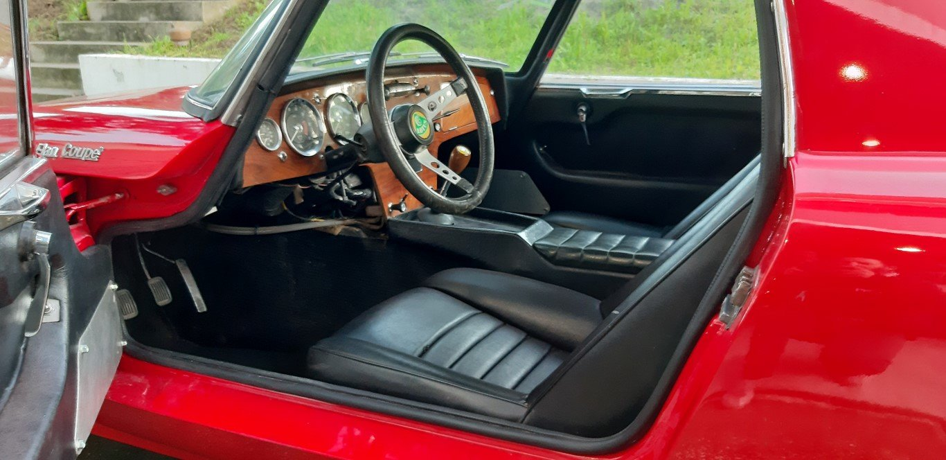1966 Lotus Elan S3 Coupê For Sale (picture 5 of 6)