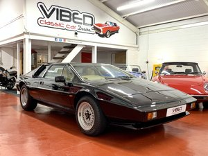 1988 Lotus Esprit HC S3 / 41k Genuine Miles / Documented History For Sale