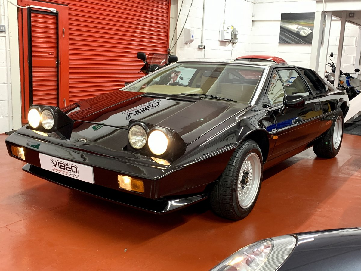 1988 Lotus Esprit HC S3 / NOW SOLD SIMILAR CLASSICS REQUIRED SOLD (picture 2 of 6)