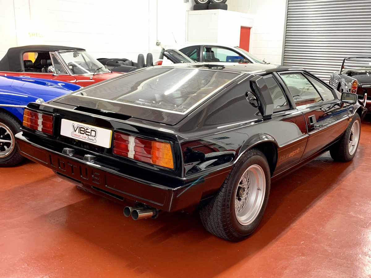 1988 Lotus Esprit HC S3 / NOW SOLD SIMILAR CLASSICS REQUIRED SOLD (picture 3 of 6)