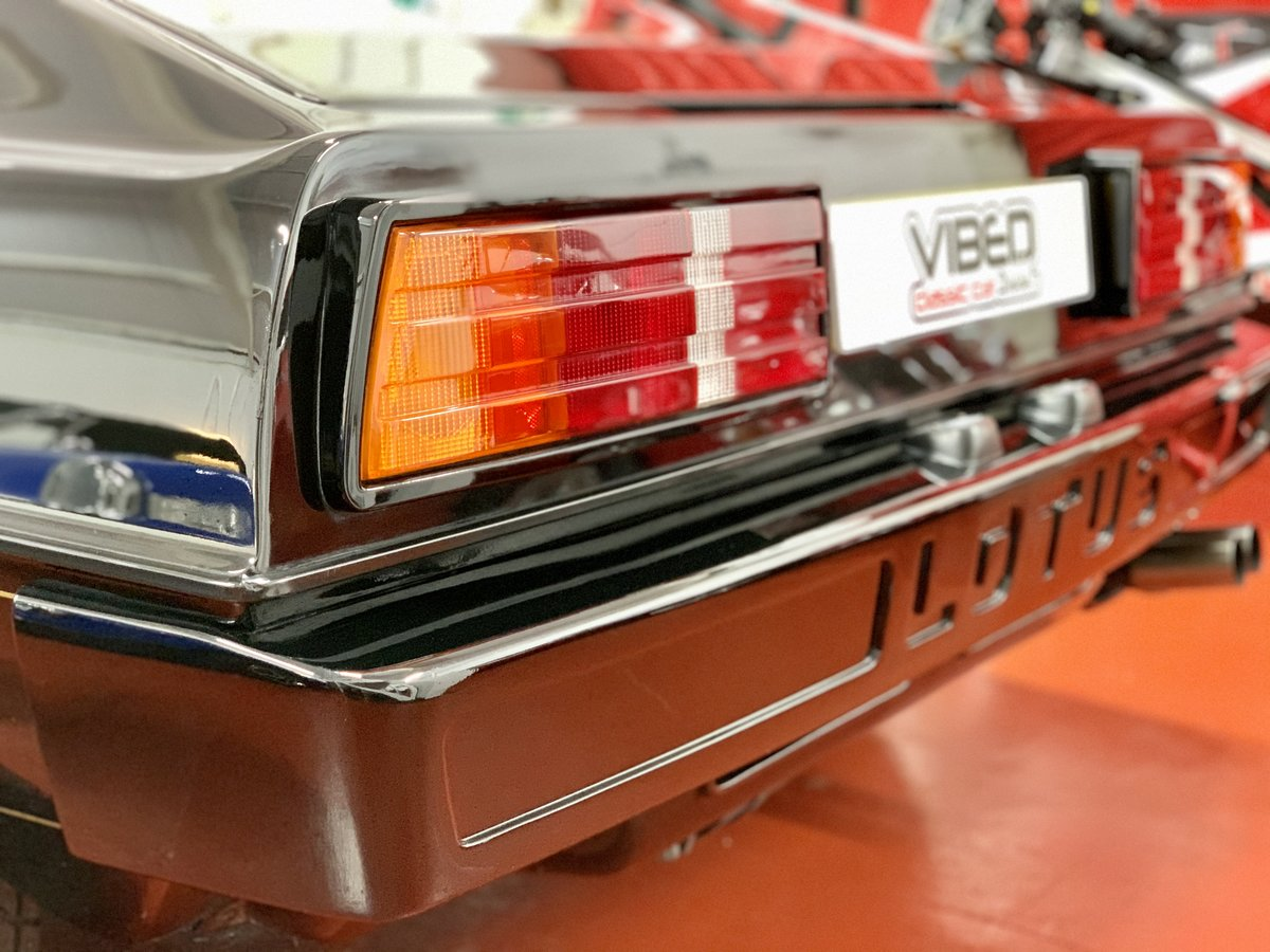 1988 Lotus Esprit HC S3 / NOW SOLD SIMILAR CLASSICS REQUIRED SOLD (picture 5 of 6)