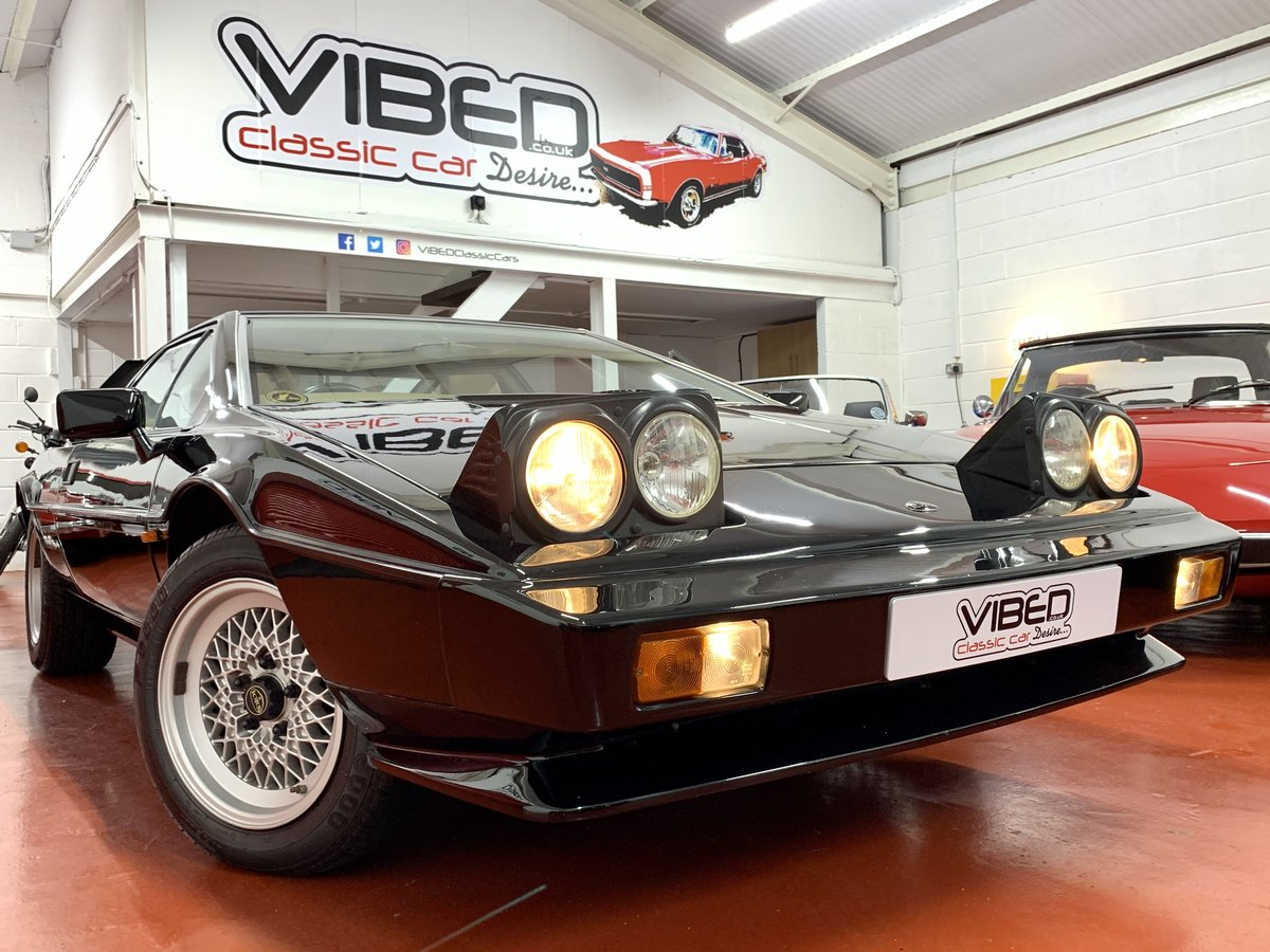 1988 Lotus Esprit HC S3 / NOW SOLD SIMILAR CLASSICS REQUIRED SOLD (picture 6 of 6)