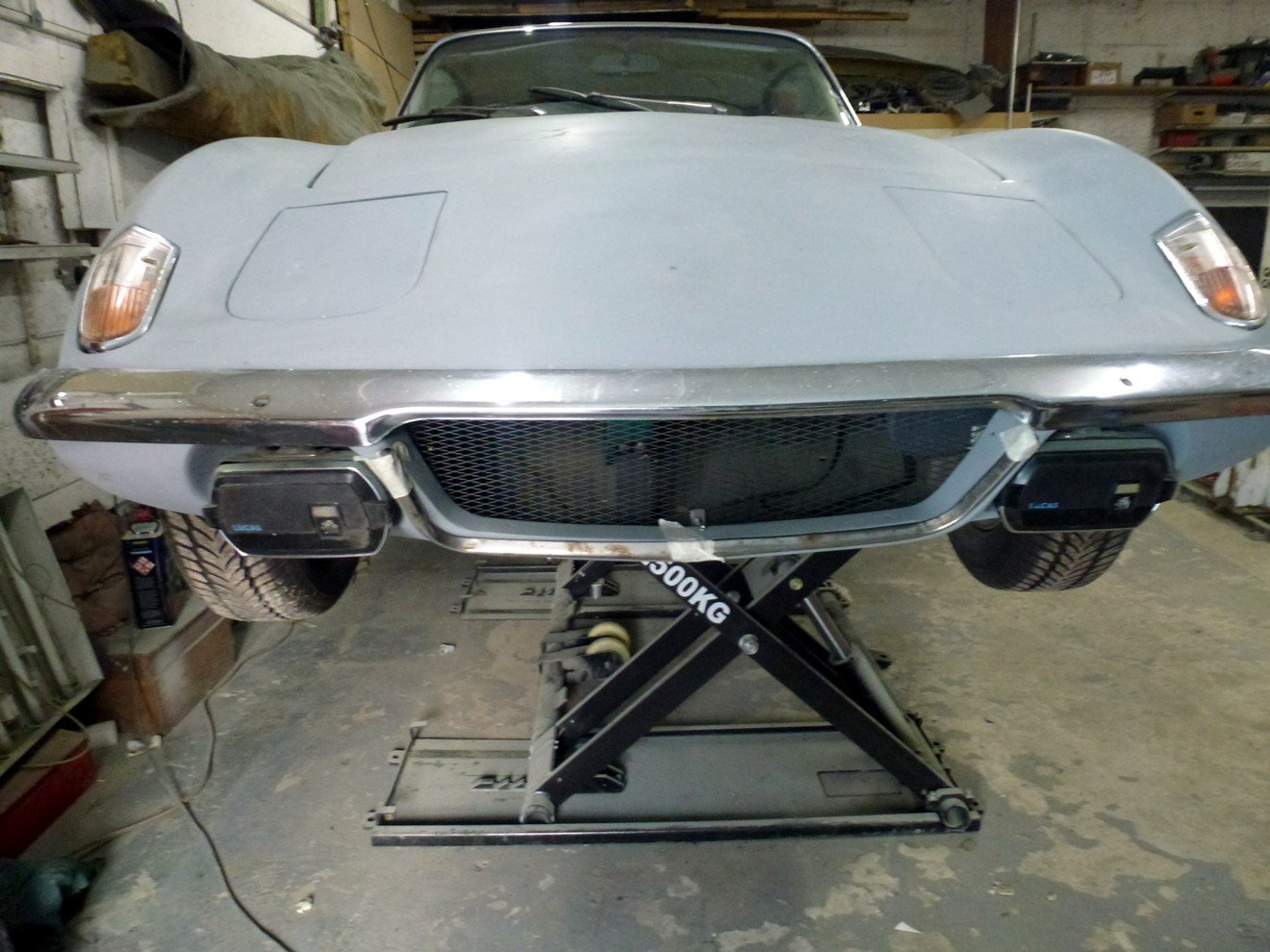 1974 Lotus Elan +2 project car SOLD (picture 3 of 6)