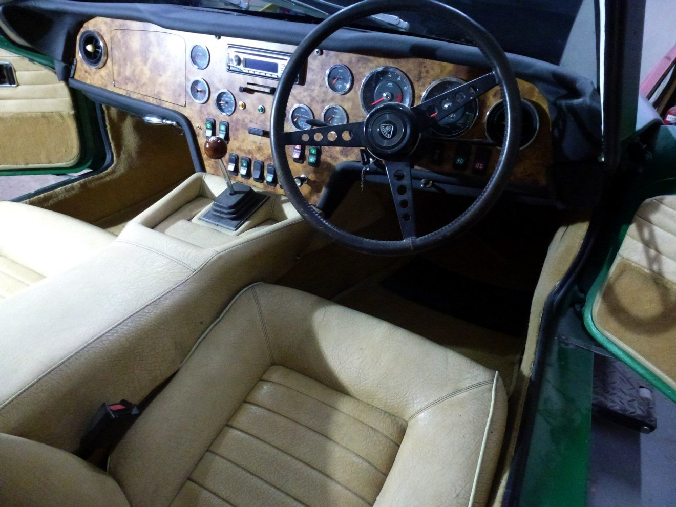 1974 Lotus Elan +2 project car SOLD (picture 4 of 6)