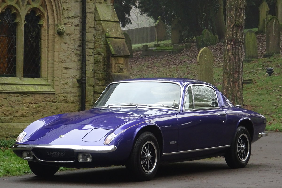 1974 Lotus Elan +2S 130/5 - 1973 Motor Show Car For Sale (picture 1 of 6)