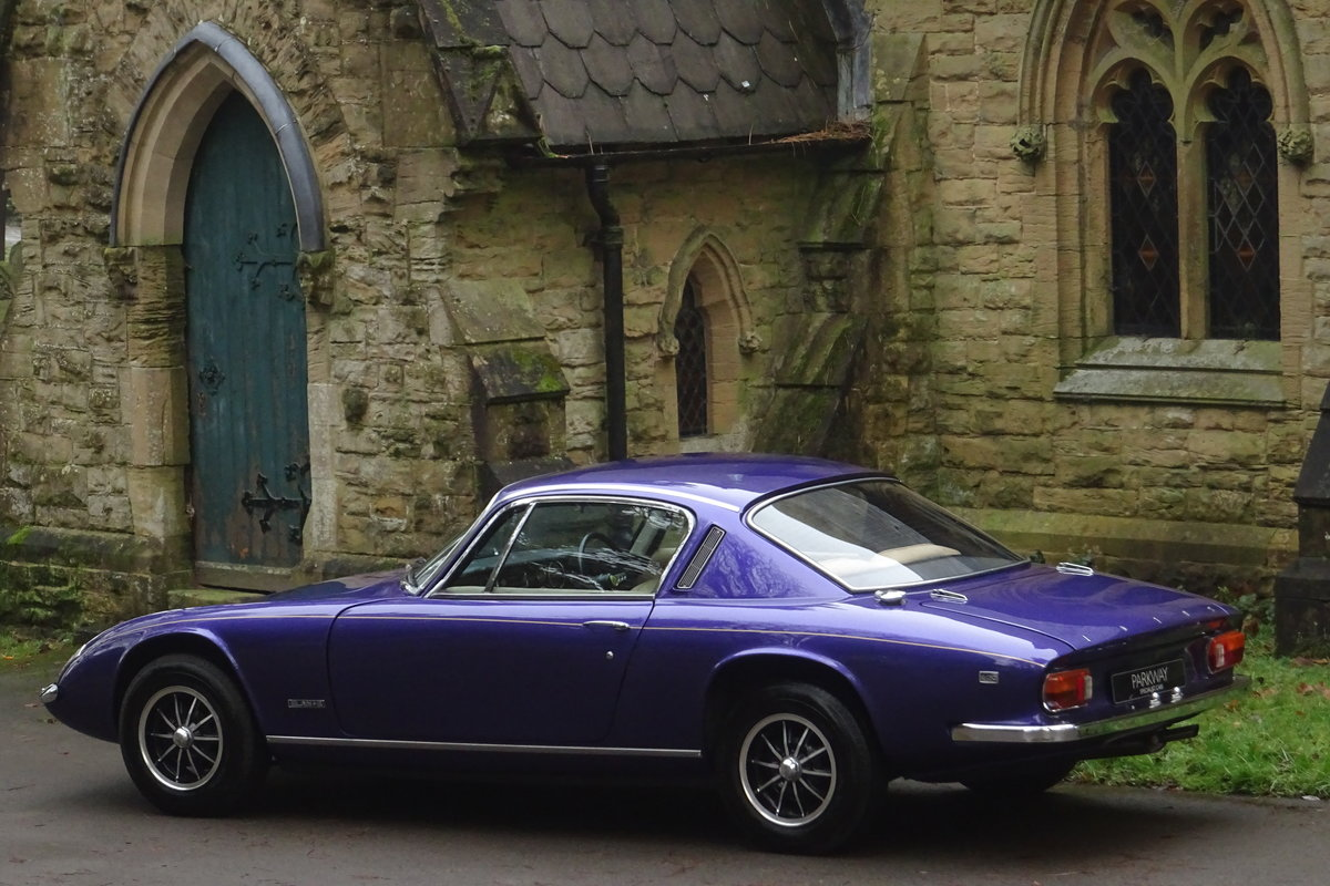 1974 Lotus Elan +2S 130/5 - 1973 Motor Show Car For Sale (picture 2 of 6)