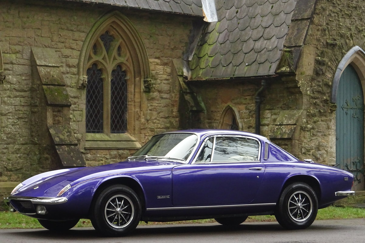 1974 Lotus Elan +2S 130/5 - 1973 Motor Show Car For Sale (picture 3 of 6)