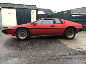 1984 Lotus Esprit S3 N/A For Sale