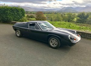 1970 Lotus Europa Restored Banks Upgrades