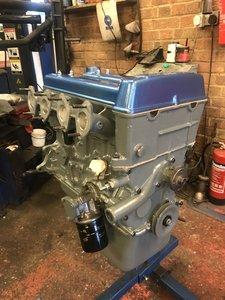 1968 Lotus cortina elan twincam engine For Sale