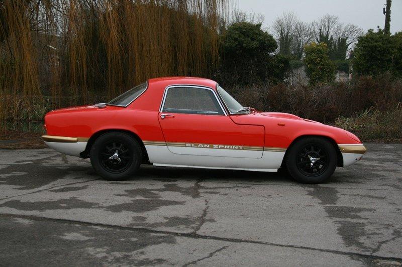1969 Lotus Elan S3 FHC Deposit taken! SOLD (picture 2 of 6)