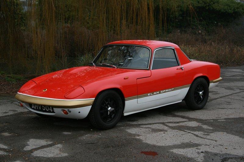 1969 Lotus Elan S3 FHC Deposit taken! SOLD (picture 4 of 6)