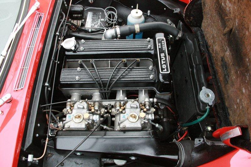 1969 Lotus Elan S3 FHC Deposit taken! SOLD (picture 6 of 6)