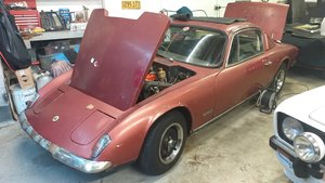 1968 VERY EARLY +2 ELAN PROJECT TWO OWNERS, RUNS DRIVES COMPLETE For Sale