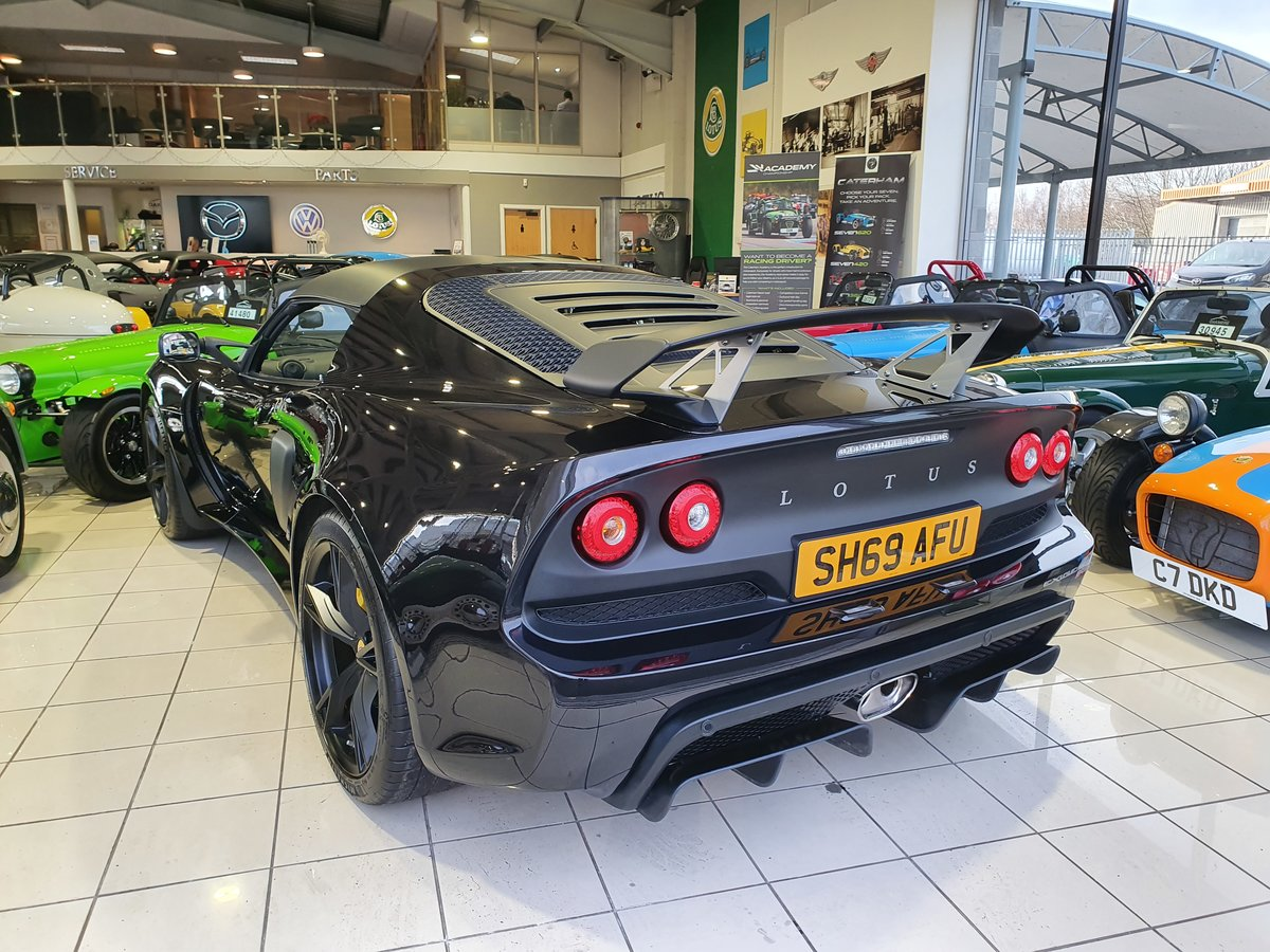 2019 Lotus Exige 3.5 SPORT 350  For Sale (picture 2 of 6)