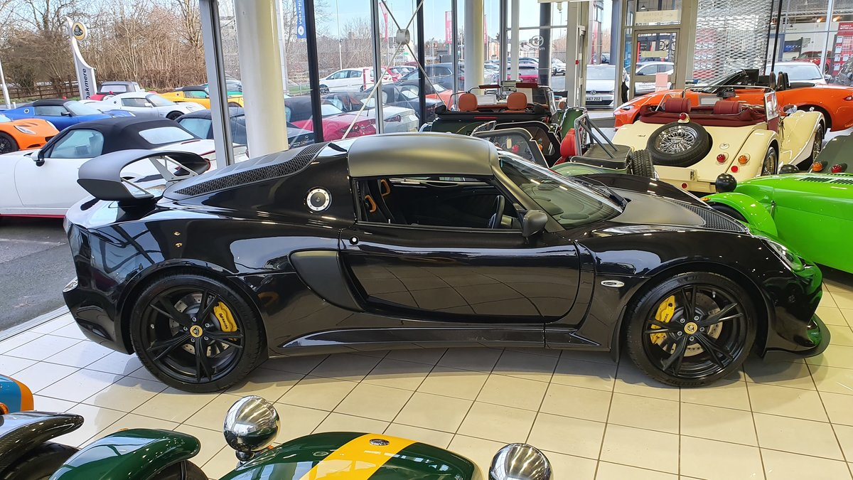 2019 Lotus Exige 3.5 SPORT 350  For Sale (picture 3 of 6)