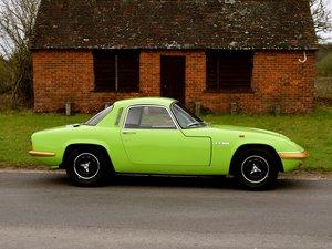 1971 Lotus Elan Sprint FHC