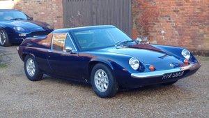 1972 Lotus Super rare, super pretty, super Europa!