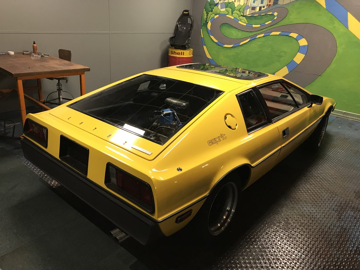 1977 Lotus esprit s1  For Sale (picture 3 of 6)