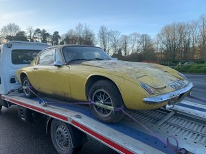 1973 Lotus Elan +2S 130 SOLD by Auction