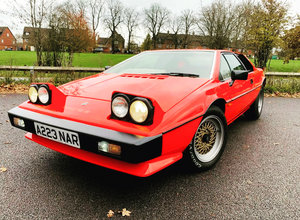 1983 Lotus Giugiaro Esprit for hire London and Surrey