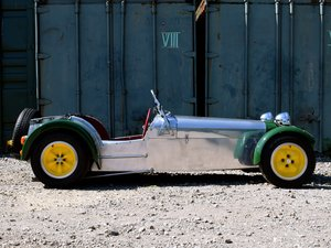 1962 Lotus Seven S2 For Sale