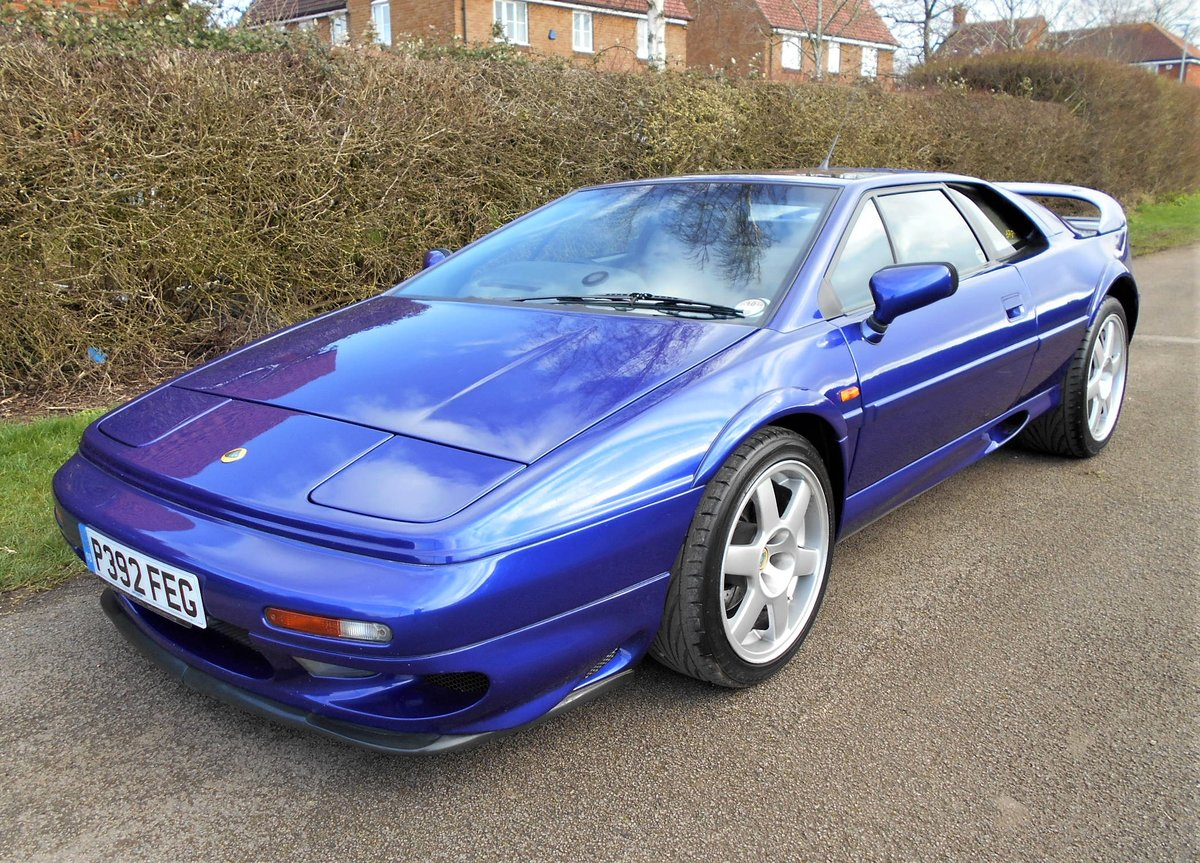 1996 Lotus Esprit V8 Turbo For Sale (picture 1 of 6)