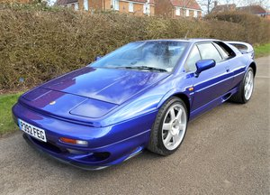 1996 Lotus Esprit V8 Turbo For Sale