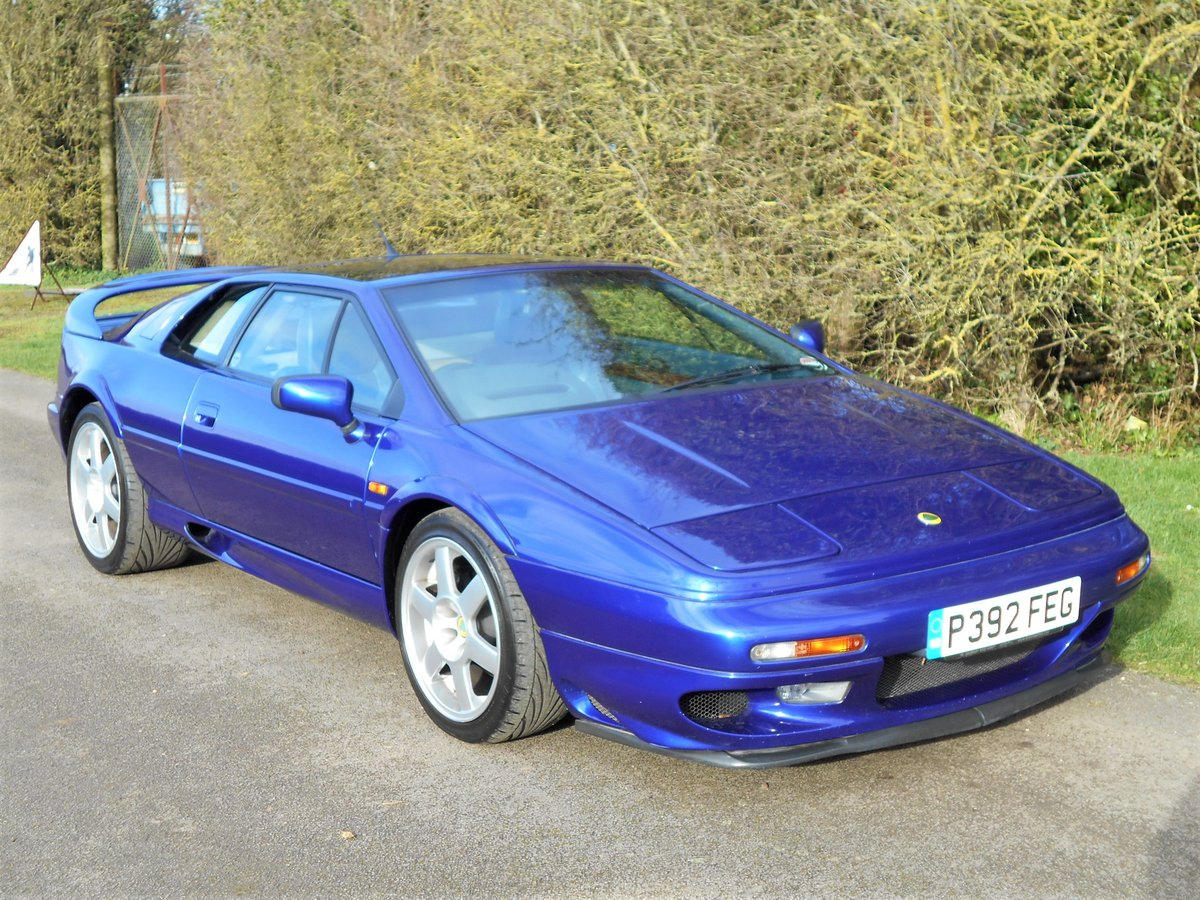 1996 Lotus Esprit V8 Turbo For Sale (picture 2 of 6)