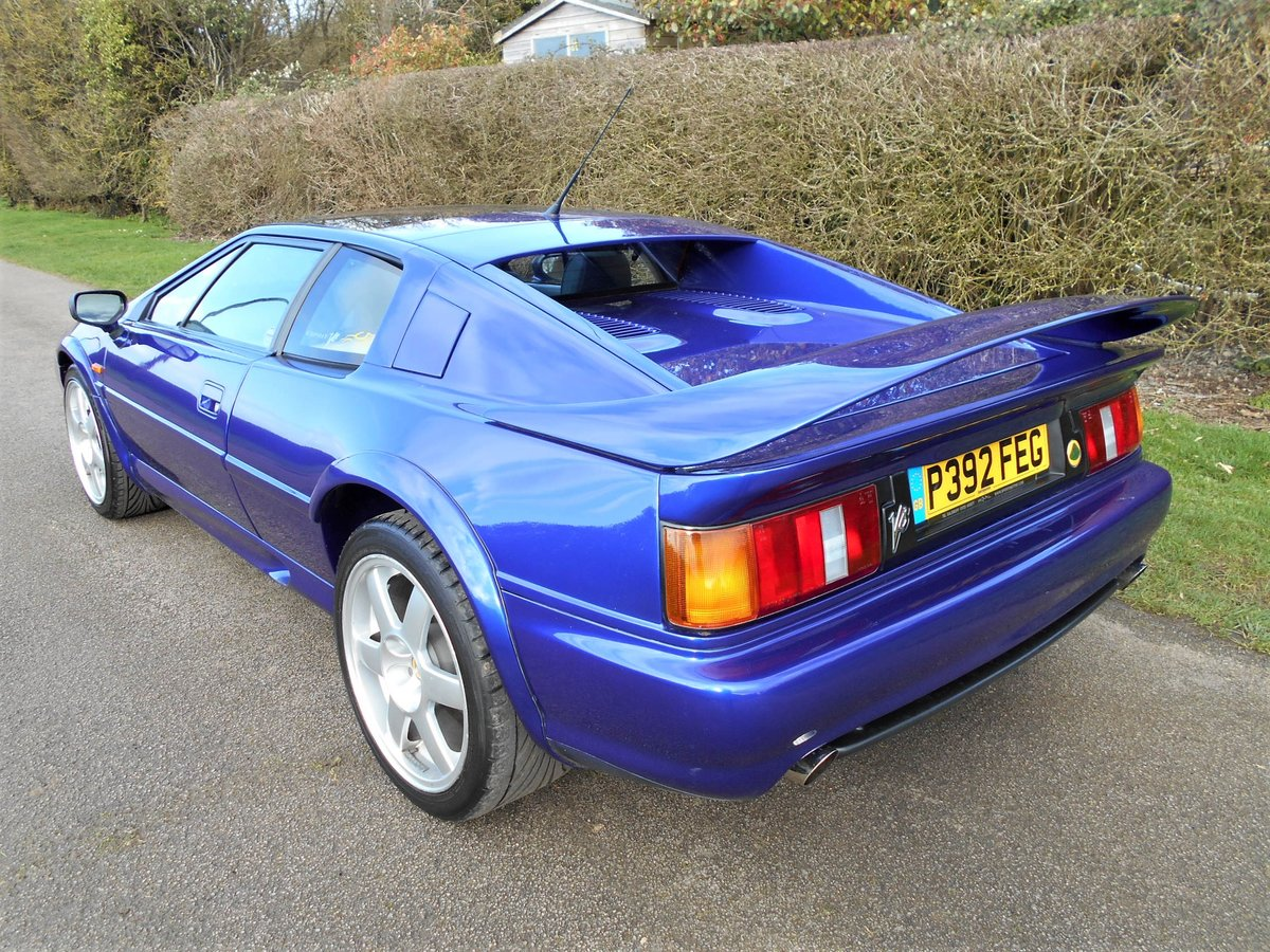 1996 Lotus Esprit V8 Turbo For Sale (picture 4 of 6)