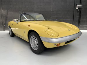 1966 Lotus Elan Series 2