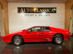 1984 Lotus Esprit Turbo