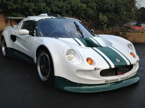1997 Lotus Elise S1 Race Car